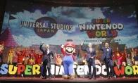 超级任天堂世界主题乐园开业延期 制定新冠疫情防范措施