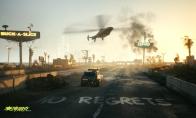 《赛博朋克2077》新图公布 游牧族中长大的主角V