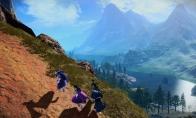 《刀剑神域:彼岸游境》单手剑技能平面连斩效