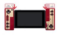 任天堂公布FC版Switch手柄充电方法 玩家惊呼酷似恶搞图片