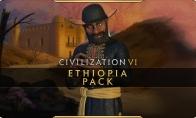 """《文明6》""""埃塞俄比亚""""DLC 埃塞俄比亚的孟尼利克二世"""