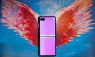 三星发布翻盖折叠屏Galaxy Z Flip 5G 售价12499元