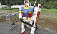 日本蹩脚高达光枪失窃进展新境况 爱心人士纷纷出手配上武器架