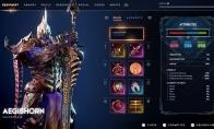 《众神陨落》PS5版13分钟演示 三种武器展示