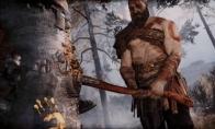 PS5《战神4》超长实机演示 新模式稳定60帧运行