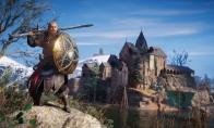 《刺客信条:英灵殿》发售首日玩家数再创佳绩 为《奥德赛》2倍