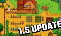 《星露谷物语》开发者表示1.5更新正处在最后关头