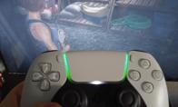 PS5手柄继续使用光条指示屏幕中角色的血量