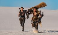 《怪物猎人》电影导演专访:80%内容是实景拍摄 Capcom一直参与监修指导