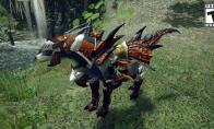 《怪猎猎人:崛起》牙猎犬防具展示 使用余料生产