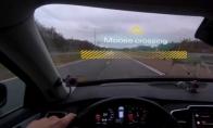 沃尔沃利用最新虚拟技术打造终极驾驶模拟器