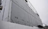 京都动画遭纵火大楼今日拆除 解体工程预计4月完成