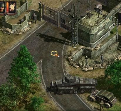 《盟军敢死队2》高清复刻版Steam现大量差评
