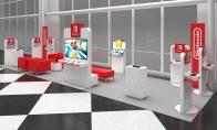 北美任天堂在机场休息区提供Switch体验