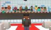 日本全国停课防疫 小学生在《我的世界》举行毕业典礼