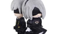 SE推出《尼尔》2B和9S毛绒玩偶  单个接近500块