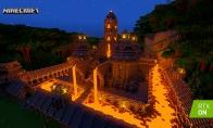 光追版《我的世界》即将上线 NVIDIA发布首批效果图