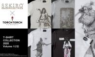 五位角色穿上身 全新《只狼》印花T恤4月下旬发售