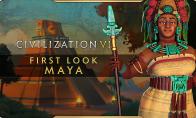 《文明6》新季票领袖将登场:玛雅文明的六日夫人