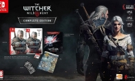 《巫师3》Switch版开发商:NS将迎来令人惊讶的作品