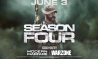 《COD战区》第四赛季预告公开 普莱斯队长亮相