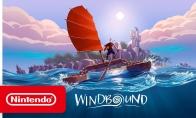 开放世界航海求生《Windbound》20分钟试玩视频