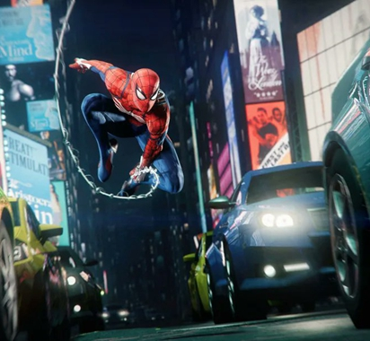 《漫威蜘蛛侠:迈尔斯》新演示 见证英雄诞生