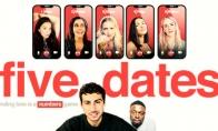 真人出演在家视频撩妹游戏 《五次约会》全平台发售