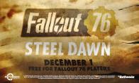 《辐射76》钢铁黎明12月1日上线 钢铁兄弟会到来