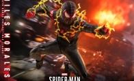 Hottoys推出《漫威蜘蛛侠:迈尔斯·莫拉莱斯》人偶 售价1680元
