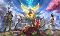 为《渡神纪 芬尼斯崛起》注入中国神话  对话育碧成都游戏制作人