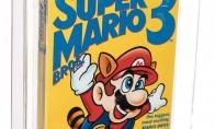 史上最贵游戏 《超级马里奥兄弟3》拍出15.6万美元