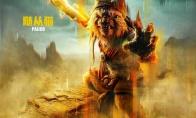 《怪物猎人》电影新一组海报释出 猫大厨持刀上阵