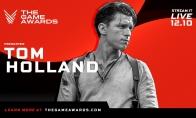荷兰弟将出席TGA2020  或宣传《神秘海域》电影