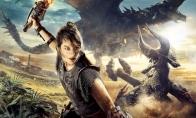 《怪物猎人》电影与游戏经典场面对比 3.26日日本上映