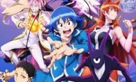 《入间同学入魔了》第2季最新艺图 4月17日正式开播