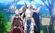 人气轻小说《骸骨骑士大人异世界冒险中》确定制作TV动画