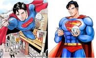 超级干饭人?DC漫画X讲谈社《超人VS食物:超人的一餐》6月22日上线