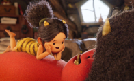 Netflix新作动画《ONI》首爆剧照 编剧确定为冈田麿里