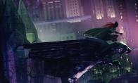 红发斗篷造型 《蝙蝠女》电影公布主角艺术设定图