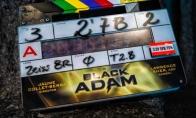 强森晒照DC新片《黑亚当》正式开拍 2022年上映
