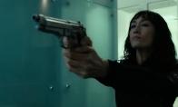 Maggie Q动作新片《门徒》首曝预告 疾速追杀团队打造
