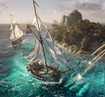 《碧海黑帆》再次跳票 预计2022-23之间发售