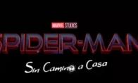 《蜘蛛侠3》Logo动画发布 暗示漫威多元宇宙