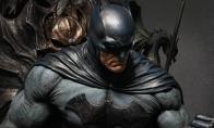 皇后工作室蝙蝠侠王座1/4全身像 售价7600元起