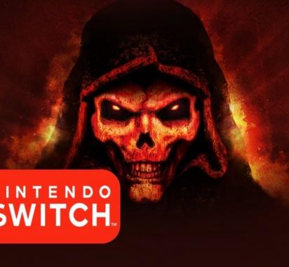 《暗黑破坏神2:重制版》NS版画面展示 效果尚可