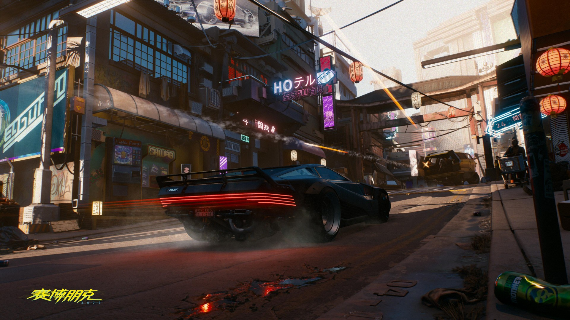 娱乐资讯_赛博朋克2077高清游戏截图下载_赛博朋克20774K高清游戏截图欣赏 ...