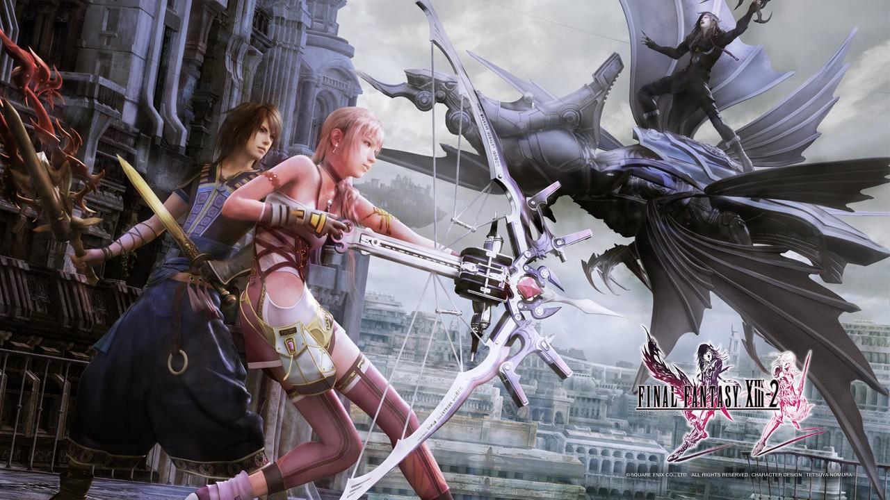 最终幻想13-2插图6
