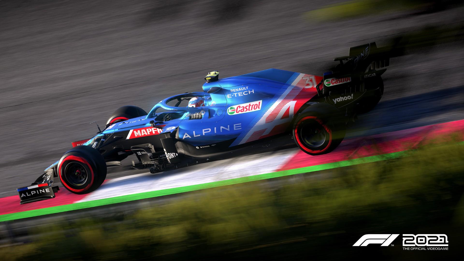 F1 2021 官方高清截图(2)