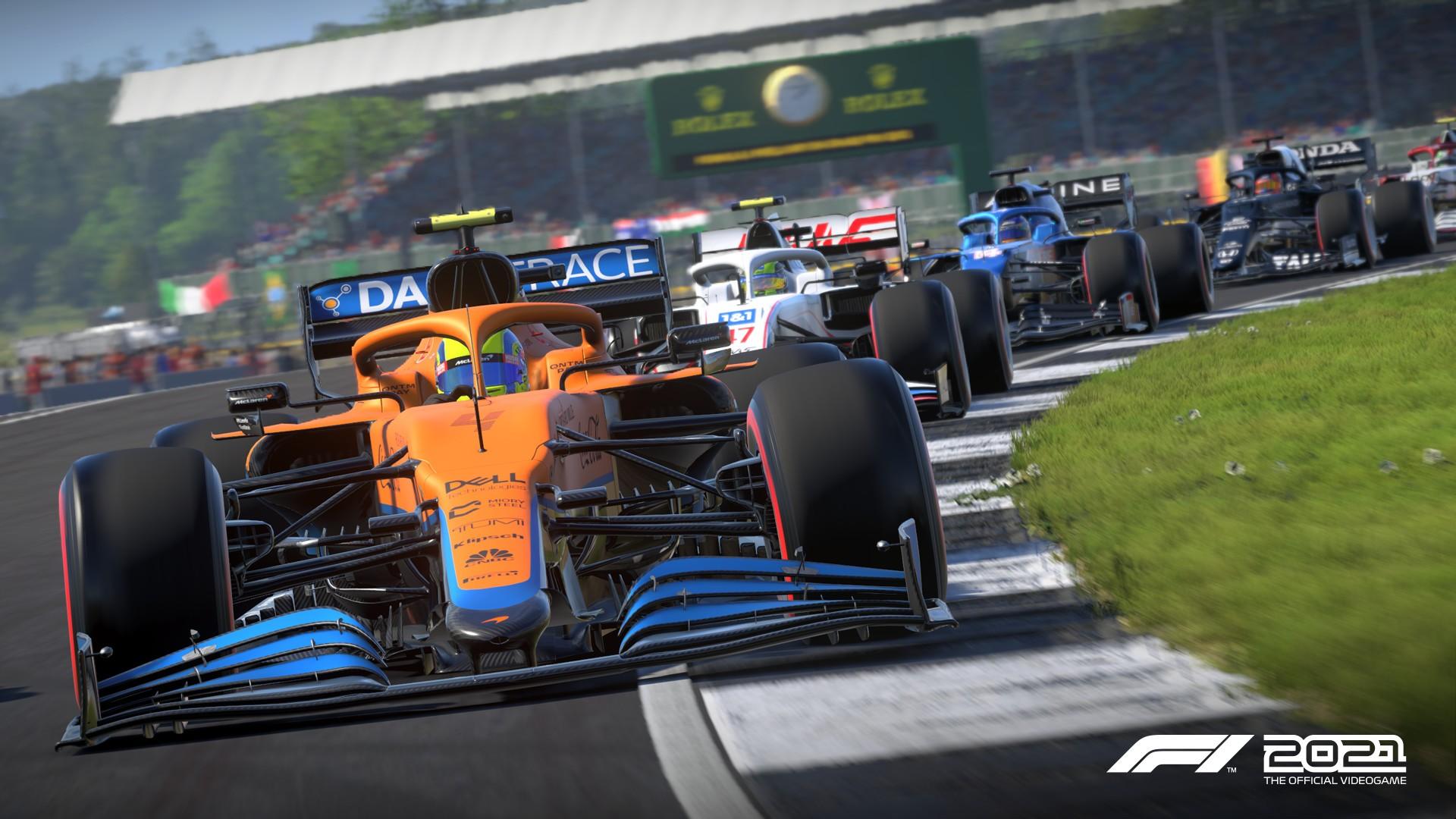 F1 2021 官方高清截图(4)